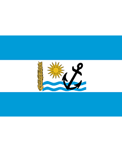 Fahne: Flagge: Río Negro