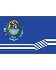 Fahne: Flagge: Salto (Departamento)