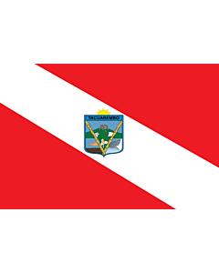 Fahne: Flagge: Tacuarembó