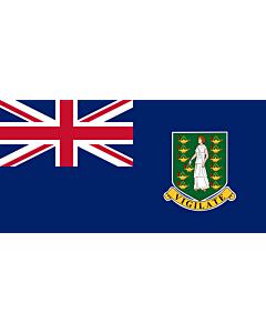 Fahne: Flagge: Britische Jungferninseln
