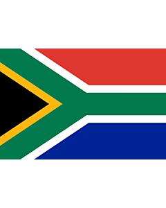 Fahne: Flagge: Südafrika