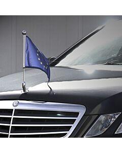Auto-Fahne Diplomat-Star für Mercedes-Benz Limousinen