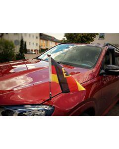 Autoflaggen-Ständer Diplomat-Z-Chrome-Pro-MB-GLE-167